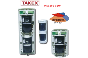 Takex MS12FE Wireless