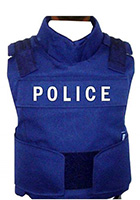 Police bullet proof vest - Ballistic Body Armour