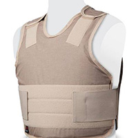 Concealed Under-overvest - Ballistic Body Armour