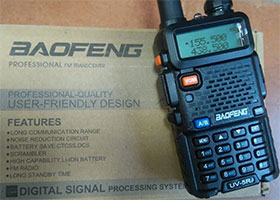 BaoFeng UV-5R - Two Way Radio