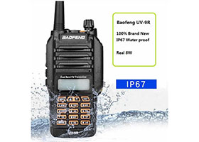 BaoFeng UV-9R - Two Way Radio