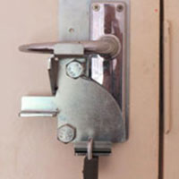 Hamba Handle Lock